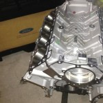 Coyote Boss 302 Aluminum Engine Block