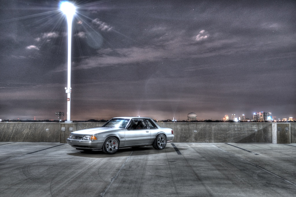 Hdr Pictures Of 93 Coyote Coupe Mustang 93coupe Com